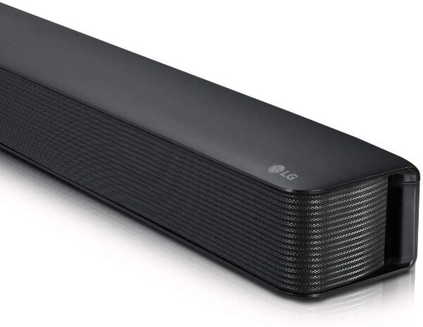 LG SK1 2.0-Channel Compact Sound Bar