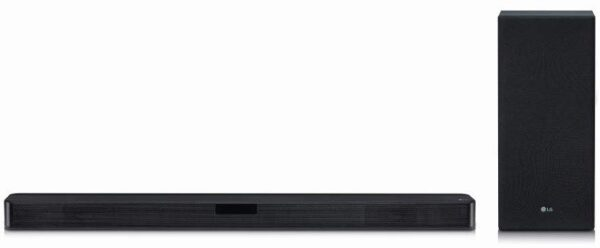 LG SL5Y 2.1 Channel High-Resolution Sound Bar