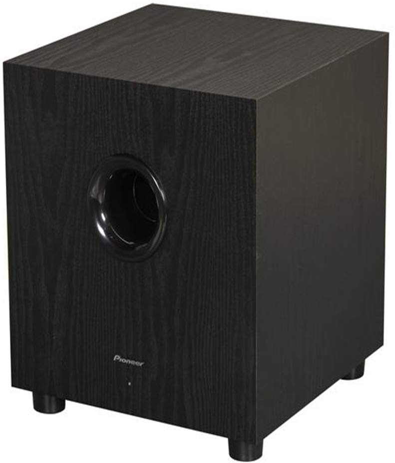 Pioneer SW-8MKS 100W Powered Subwoofer