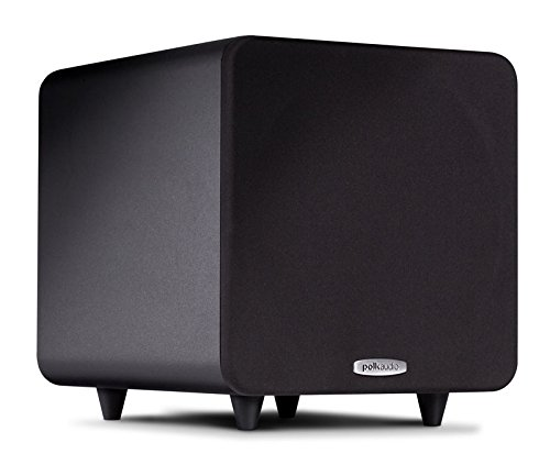 """Polk Audio PSW111 Compact Powered 8"""" Subwoofer"""