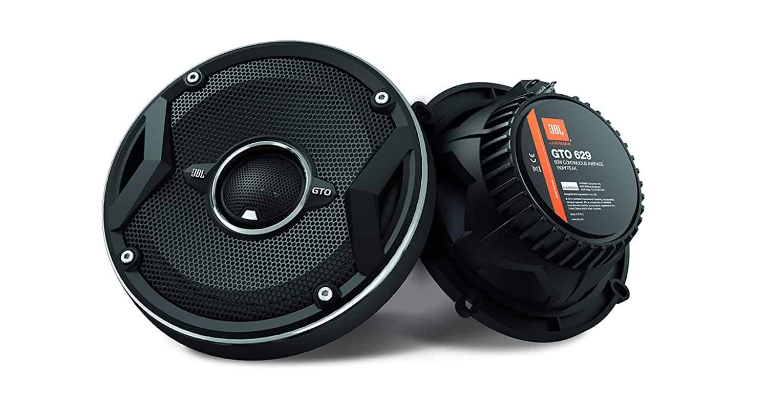 JBL GTO629 6.5 Component Speakers
