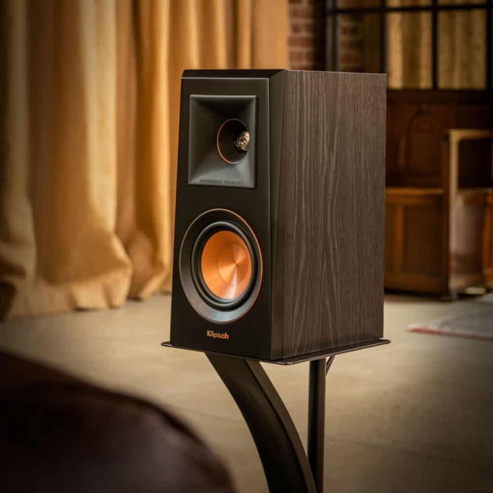 Best Klipsch bookshelf speakers