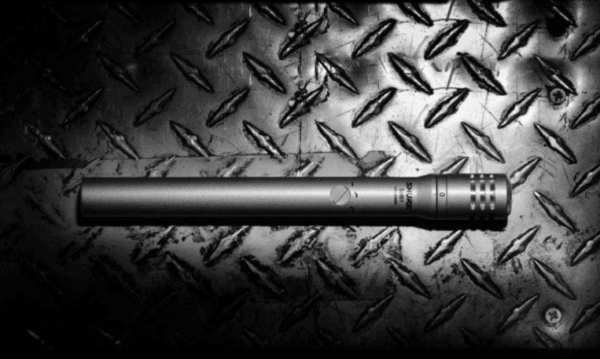 Shure sm81 background